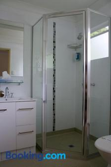 Cedar Lodge Motel Townsville - Townsville - Phòng tắm