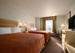 Super 8 by Wyndham Dawson Creek - Dawson Creek - Chambre