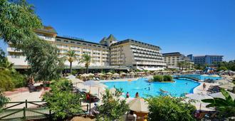 MC Arancia Resort Hotel - Alanya - Balcony