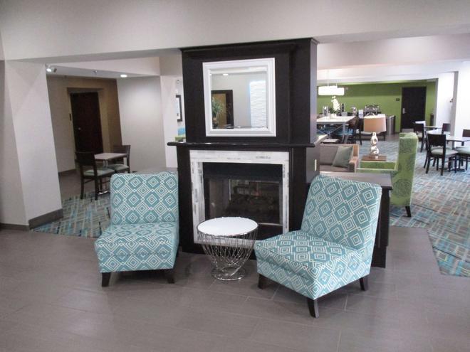 Best Western Red River Inn - Burkburnett - Lobby
