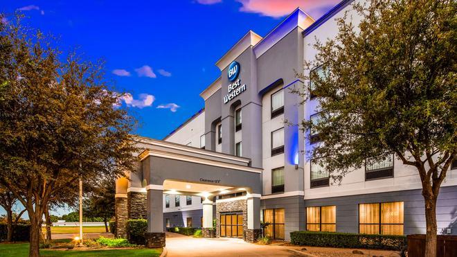 Best Western Red River Inn - Burkburnett - Building