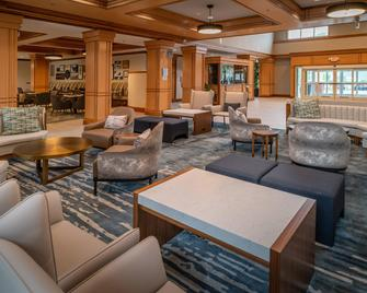 Delta Hotels by Marriott Huntington Mall - Barboursville - Lounge