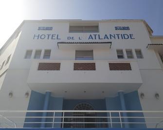 Hotel Atlantide - Safí - Edificio