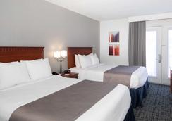 Best Western Hotel Brossard - Brossard - Makuuhuone