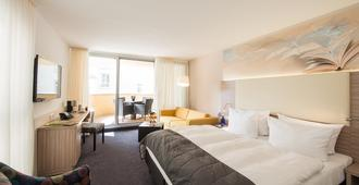 Book Hotel Leipzig - לייפציג - חדר שינה