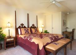 The Cliffs at Princeville - Princeville - Bedroom