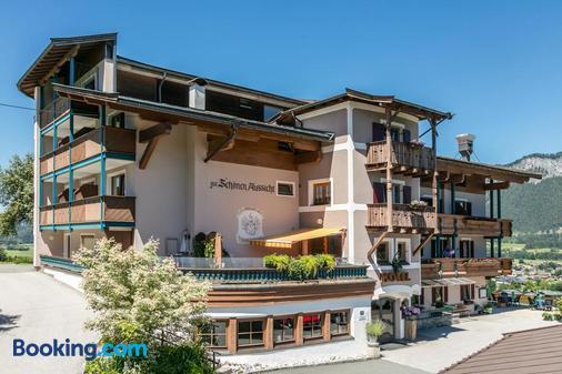 Hotel-Gasthof Zur Schonen Aussicht - St. Johann in Tirol - Building