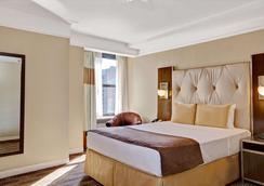 The New Yorker A Wyndham Hotel - New York - Bedroom