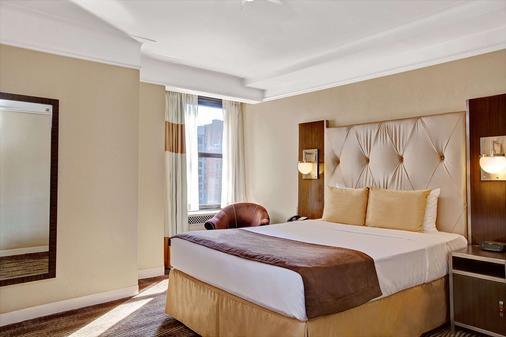 溫德姆紐約客酒店 - 紐約 - 臥室
