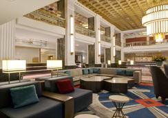 The New Yorker A Wyndham Hotel - Νέα Υόρκη - Σαλόνι ξενοδοχείου