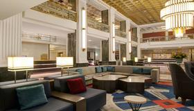The New Yorker A Wyndham Hotel - Nueva York - Recepción