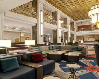 The New Yorker A Wyndham Hotel - Nova York - Vestíbul