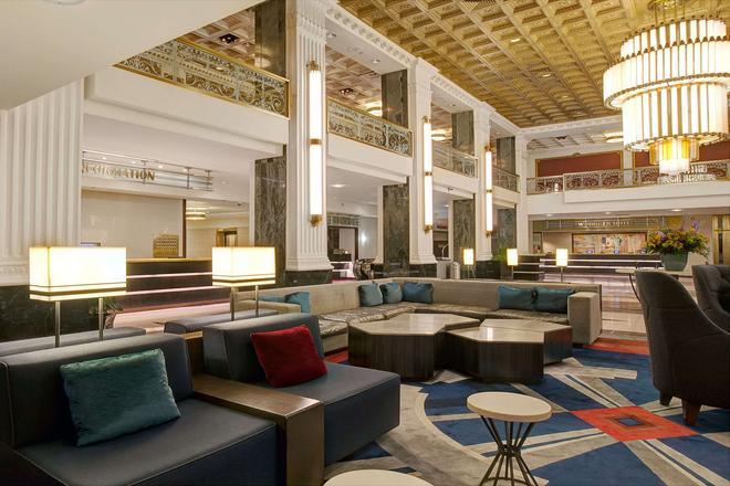 The New Yorker A Wyndham Hotel - New York - Aula
