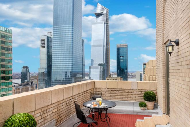 The New Yorker A Wyndham Hotel - New York - Balkon