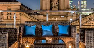Courthouse Hotel Shoreditch - Londres - Balcón