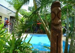 Traveller's Budget Motel - Port Vila - Pool