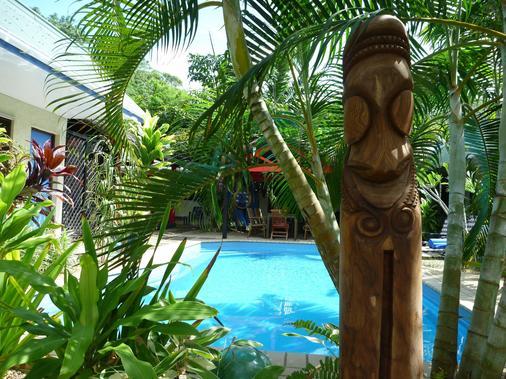 Traveller's Budget Motel - Port Vila - Bể bơi