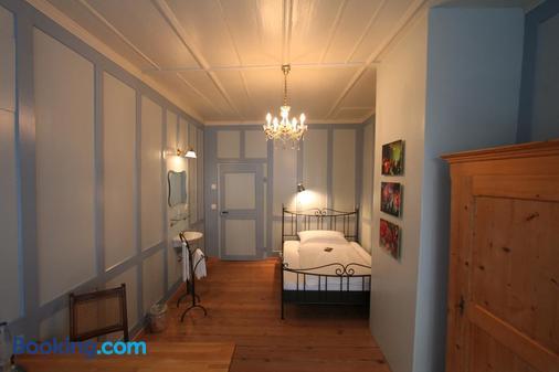 Hotel Restaurant Schwert Thun - Thun - Bedroom