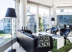 Kolding Hotel Apartments - Kolding - Sala de estar