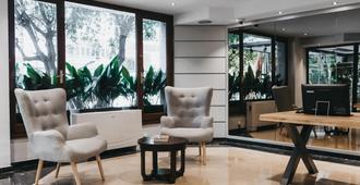 Arenas Atiram Hotel - Bác-xê-lô-na - Hành lang