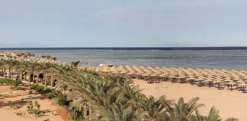 Jaz Mirabel Resort - Sharm el-Sheikh - Beach
