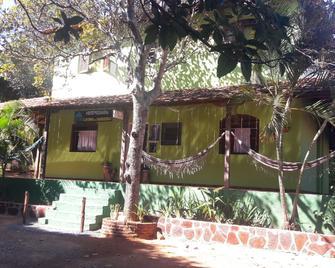 Hospedaria Cantinho das Mangueiras - Serra do Cipó - Gebäude