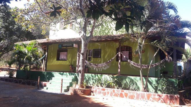 Hospedaria Cantinho das Mangueiras - Serra do Cipó - Building