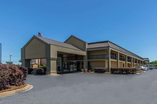 Quality Inn - Monroe - Building