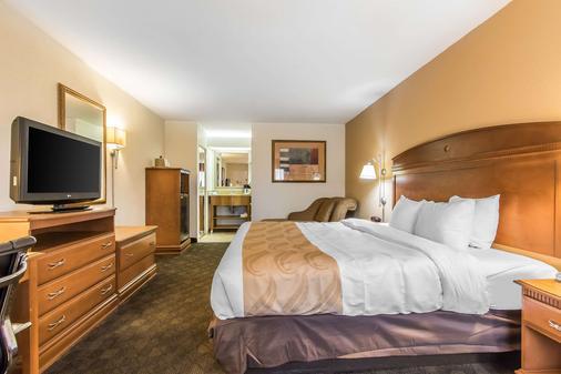 Quality Inn - Monroe - Bedroom