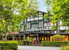 萬平飯店 - 輕井澤 - 建築