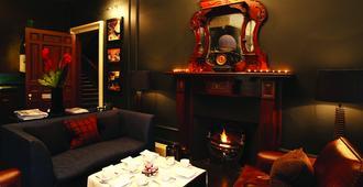 Hotel Du Vin & Bistro Glasgow - Glasgow - Lounge