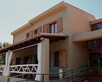 Hotel Galman - Карлофорте - Здание
