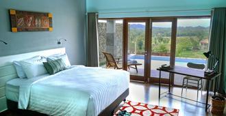 Borobudurhills - Borobudur - Bedroom