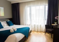 Suasana All Suites Hotel - Johor Bahru - Bedroom