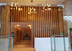 Suasana All Suites Hotel - Johor Bahru - Front desk