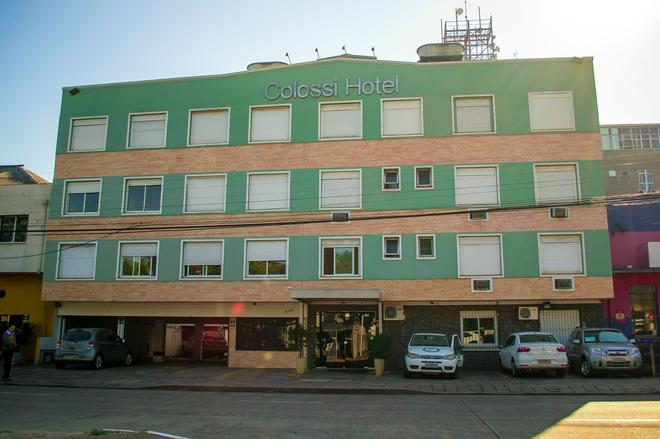 Colossi Hotel - Porto Alegre - Κτίριο