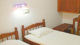 Vasco da gama Inn - Kochi - Κρεβατοκάμαρα