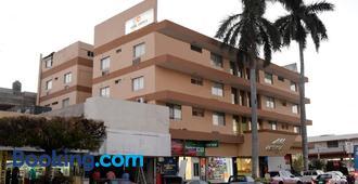 ホテル アメリカ セントロ - ロスモチス