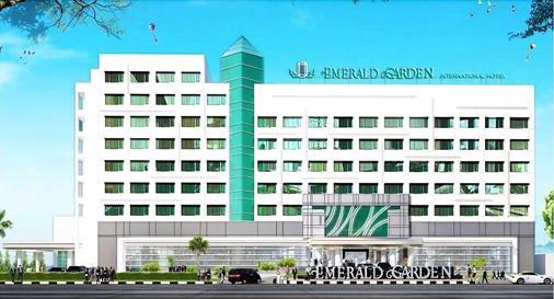 Emerald Garden International Hotel - Μεντάν - Κτίριο