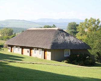 The Nest Drakensberg Hotel - Winterton - Building