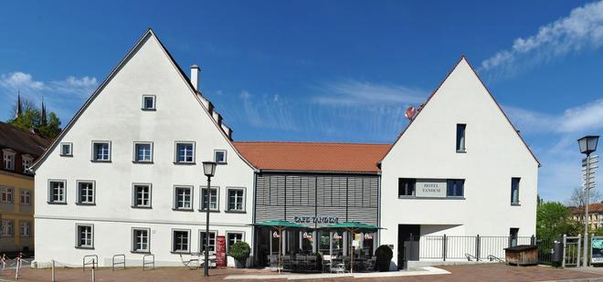 Tandem Hotel - Bamberg - Building