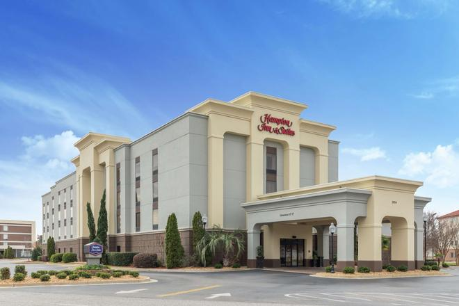 Hampton Inn & Suites Macon I-75 North - Macon - Building