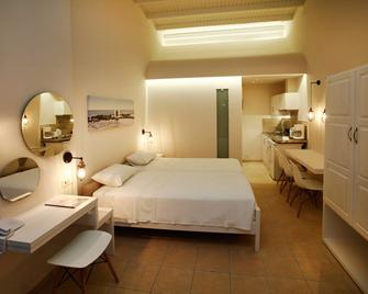 Studios Vasilis - Nea Kydonia - Bedroom