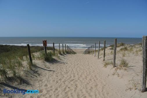 Bed&Breakfast Aan Strand - Katwijk - Beach
