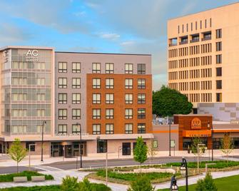 AC Hotel by Marriott Worcester - Вустер - Building