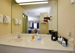 Americas Best Value Inn Houston Hobby Airport - Houston - Phòng tắm
