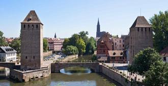 Ibis Styles Strasbourg Avenue du Rhin - Estrasburgo - Exterior