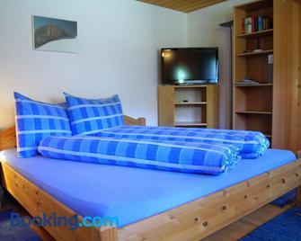 Studio Schija - St. Antönien - Bedroom