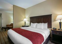 Comfort Suites - Augusta - Bedroom