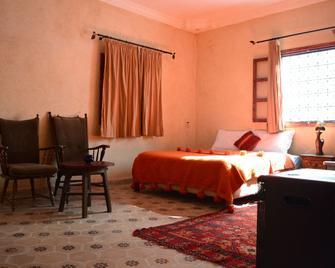 Riad Diwane - Ouirgane - Schlafzimmer